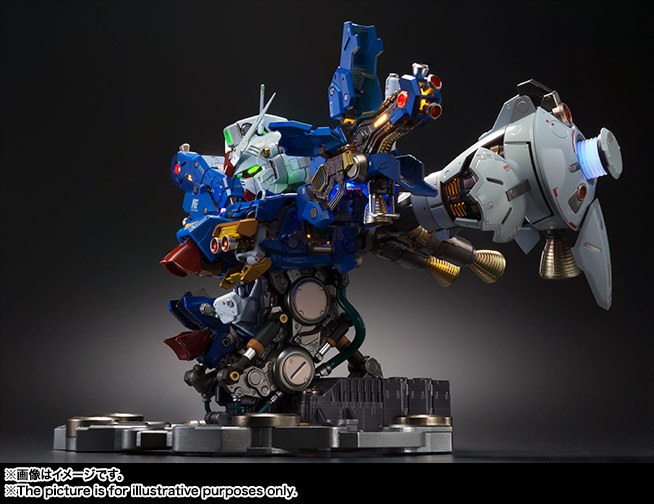 Formania EX RX-78GP01-Fb Gundam Full Burnern