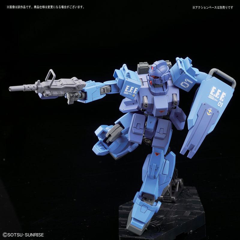 HGUC 1/144 RX-79BD-1 Blue Destiny Unit 1 Exam