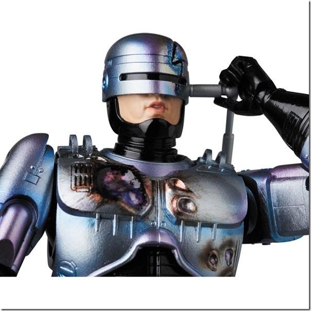 MEDICOM Mafex Series No.74 Robocop