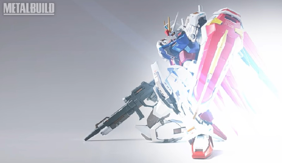 METAL BUILD Series Strike Gundam Preview