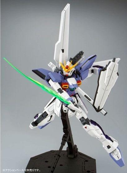 Master Grade GX-9900 Gundam X 3 Machine