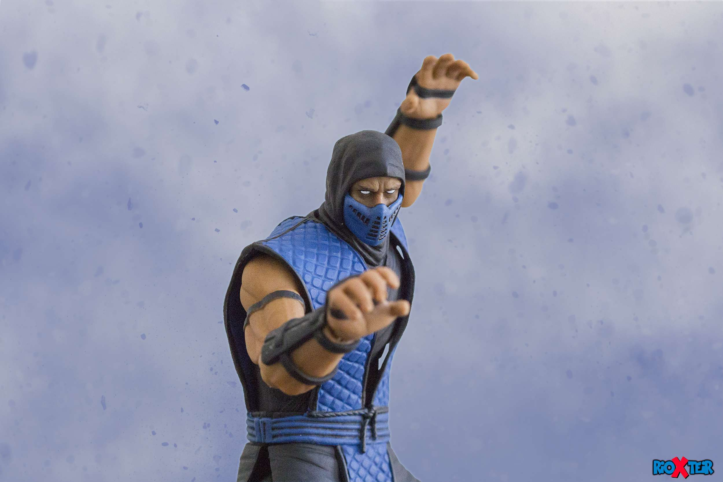 Storm Collectibles Mortal Kombat Series Subzero