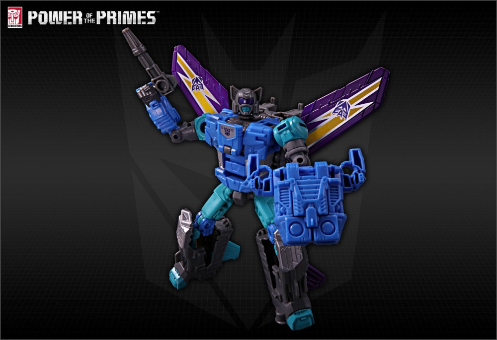 Transformers Power of the Primes PP-18 Blackwing by Takara Tomy