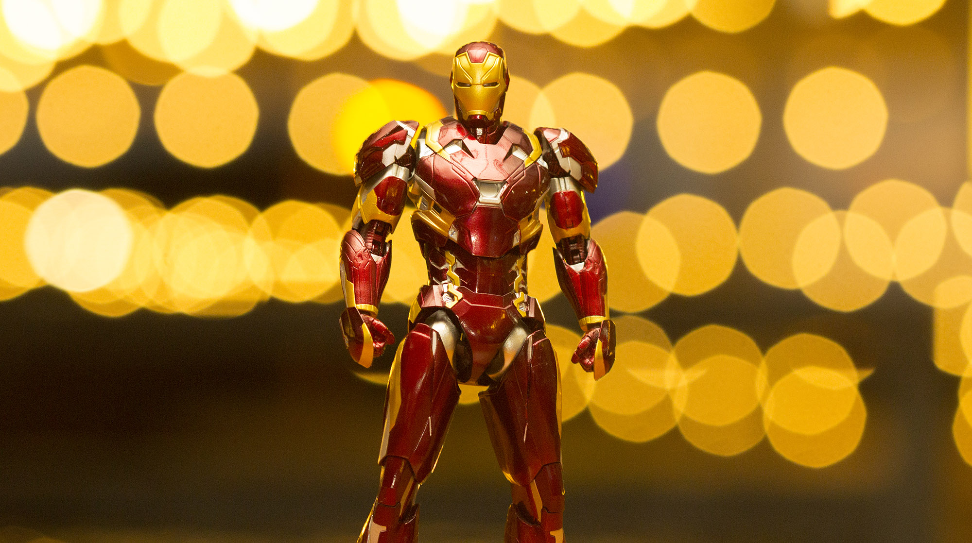 S.H.Figuarts Iron Man Mark 46 Civil War