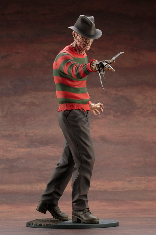 Kotobukiya ARTFX series A Nightmare on Elm Street 4: The Dream Master Freddie