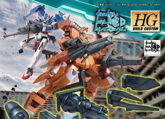 Bandai HG Build Custom 1/144 Changeling Rifle