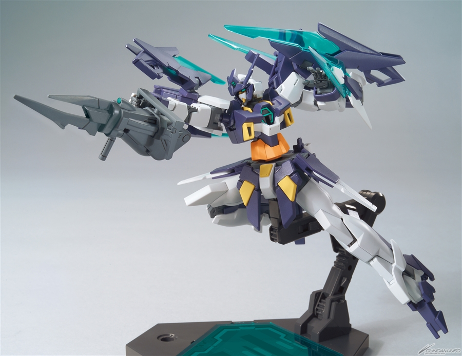 Bandai HG Build Custom 1/144 Changeling Rifle