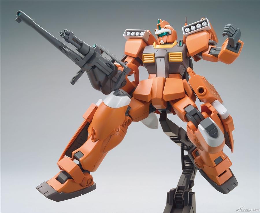Bandai HG 1/144 Build Divers GM III Beam Master