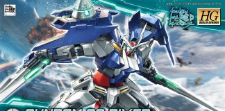Bandai HG Build Divers Gundam 00 Diver