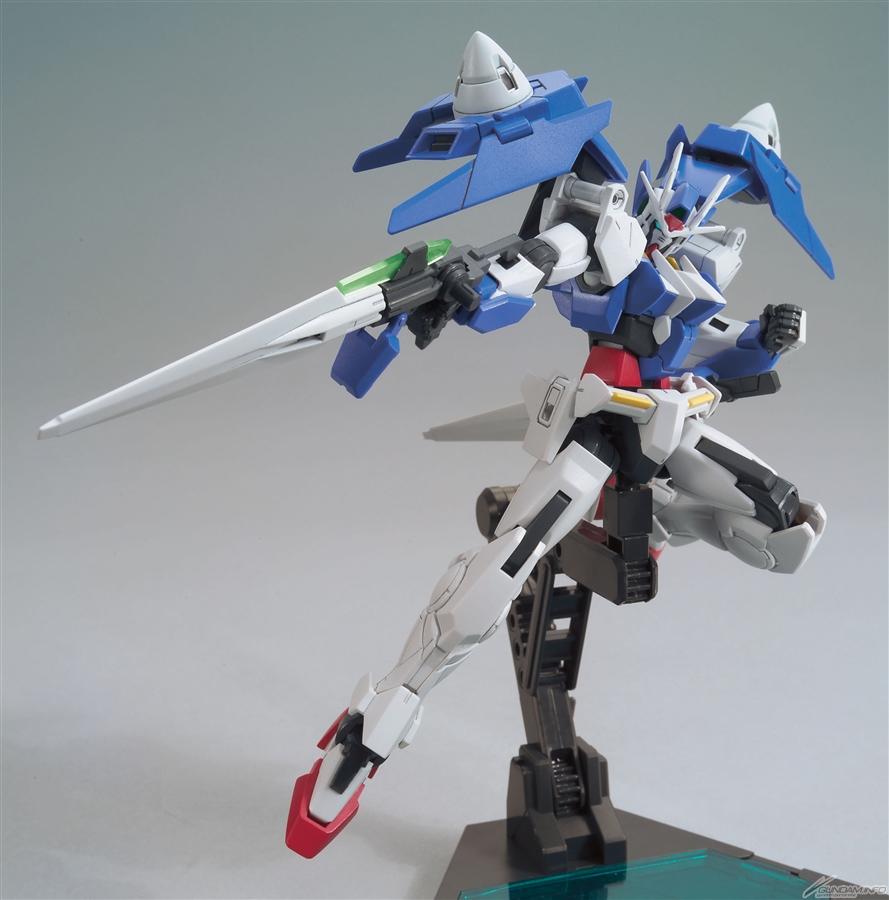 Bandai HG Build Divers Gundam 00 Diver