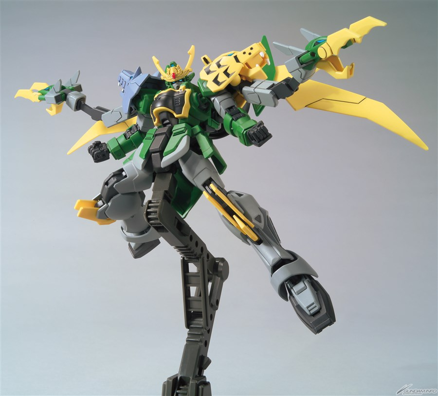 Bandai HGBD Gundam Jiyan Altron