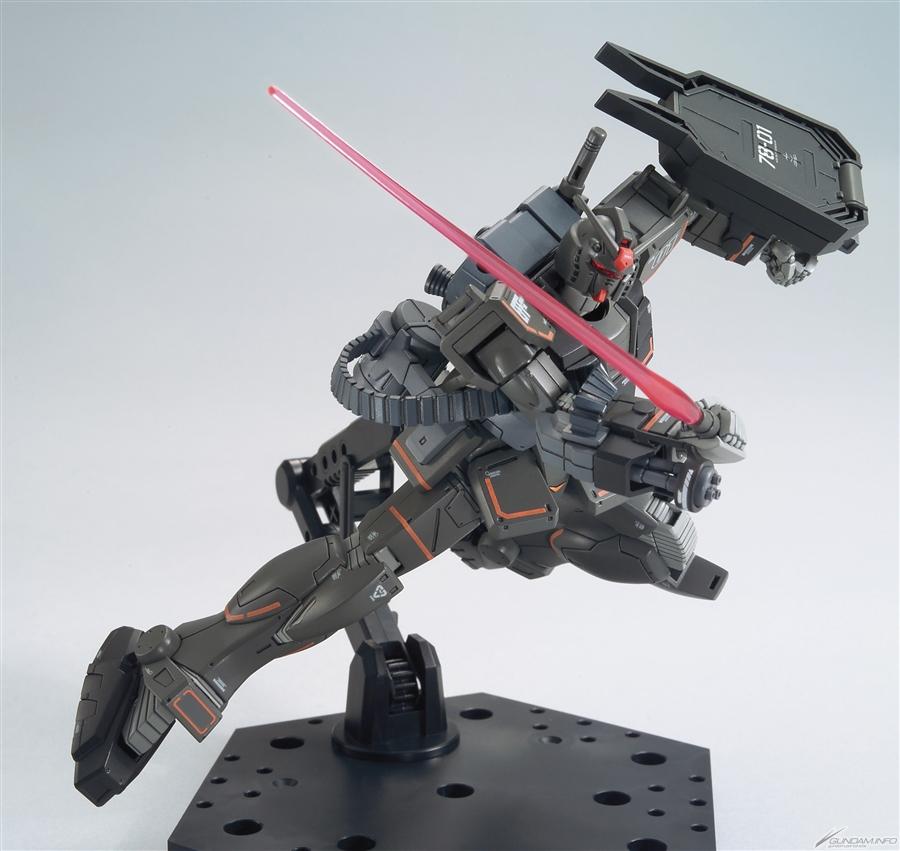 HG Gundam The Origin MSD Series Gundam FSD