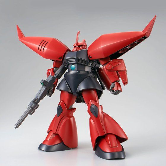 Bandai model kit HGUC MS-14J ReGelgu