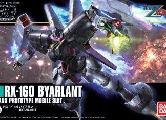 Bandai HGUC RX-160 Byarlant