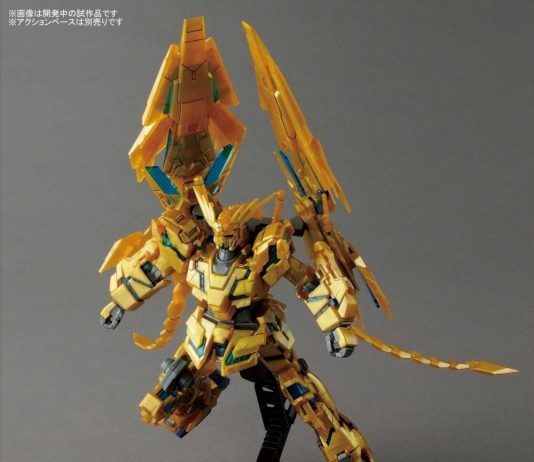 HGUC Unicorn Gundam 03 Phenex Narrative Version