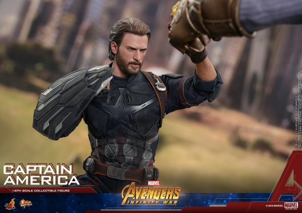 Hot Toys Captain America Avengers Infinity War