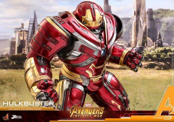 Hot Toys Hulkbuster Mark2 Avengers: Infinity War