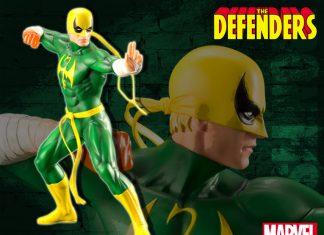 ARTFX+ Series The Defenders Iron Fist by Kotobukiya
