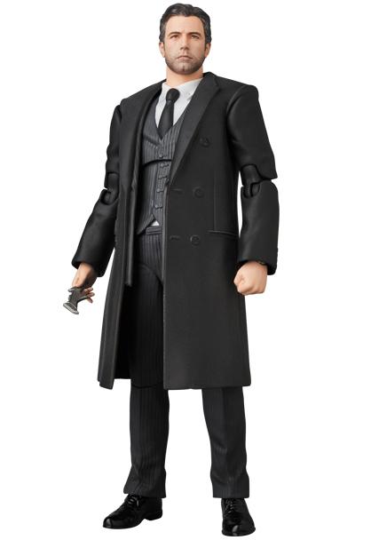 Medicom Mafex Bruce Wayne Justice League