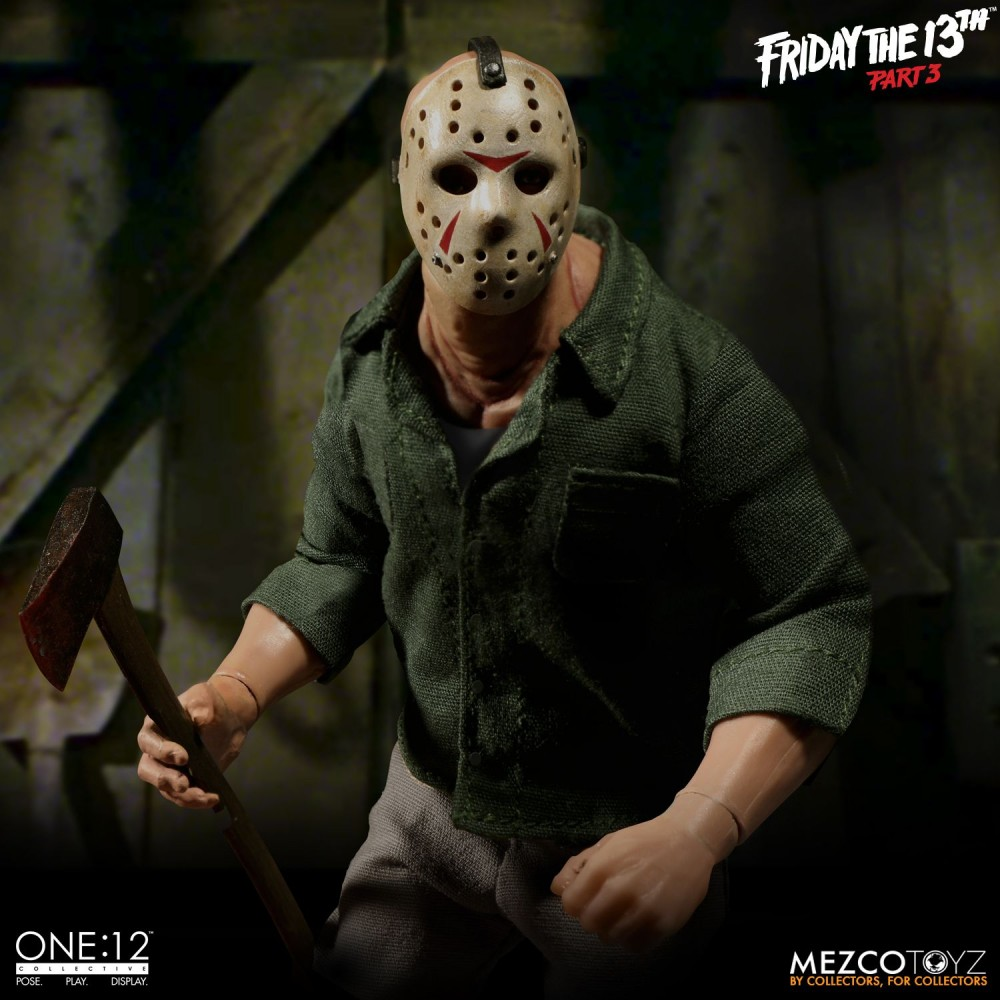 Mezco Toyz One:12 Collective Series Jason Voorhees