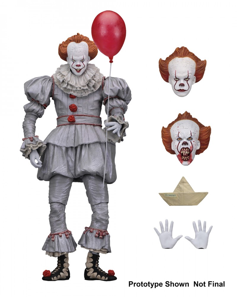Neca IT Movie 2017 Ultimate Pennywise