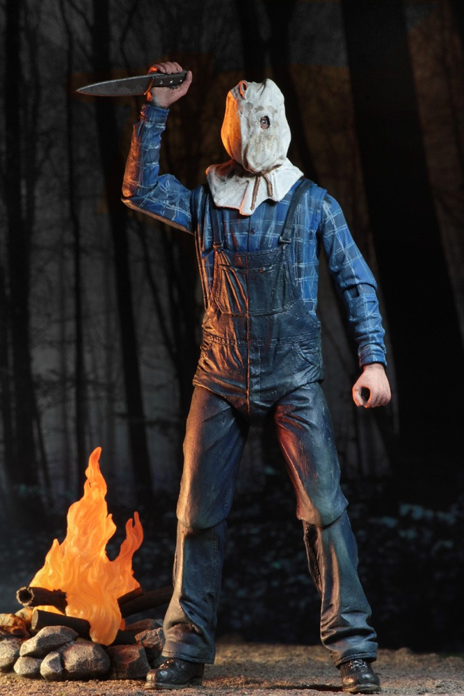 "Friday the 13th – 7"" Scale Action Figure – Ultimate Part 2 Jason"