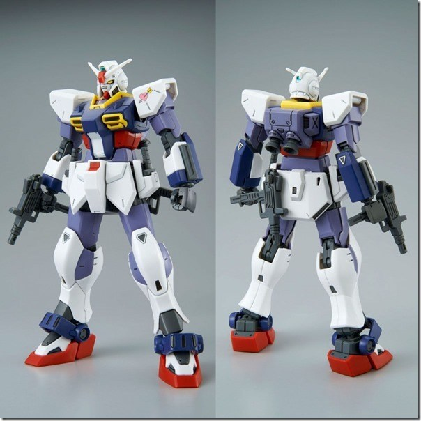 High Grade Universal Century RX-78XX Gundam Pixy