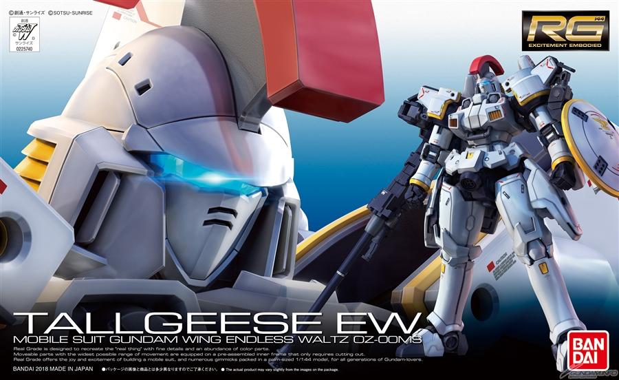 Bandai Real Grade Tallgeese Endless Waltz-01