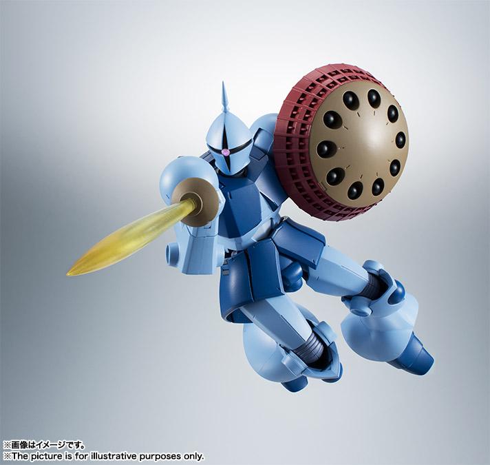 Bandai Robot Damashii YMS-15 Gyan ver. A.N.I.M.E.