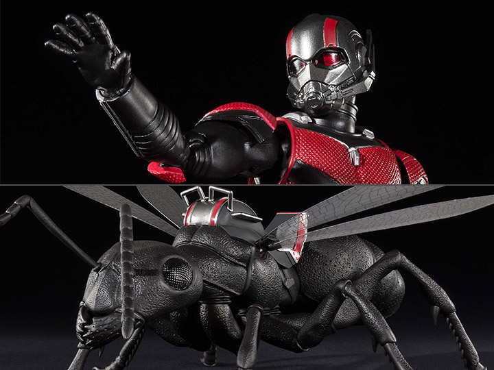 Bandai S.H.Figuarts Ant-Man with Anthony
