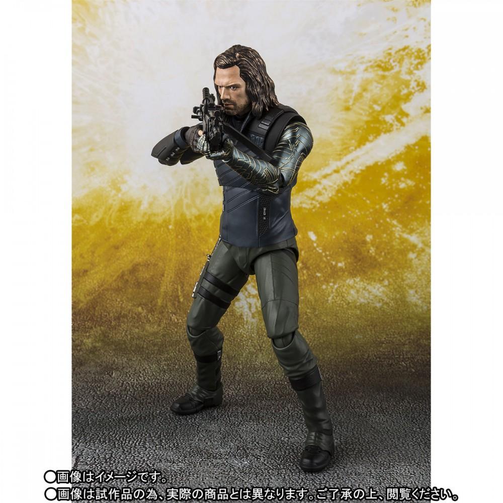 Bandai S.H.Figuarts Bucky Avengers: Infinity War
