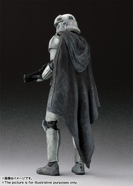 Bandai S.H.Figuarts Mimban Stormtrooper Action Figure