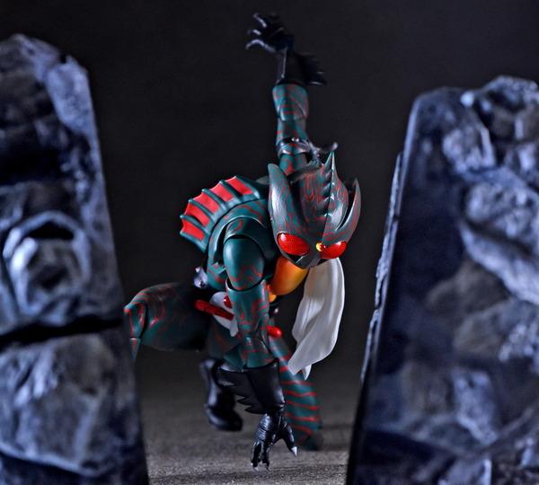 S.H.Figuarts Shinkocchou Seihou Kamen Rider Amazon