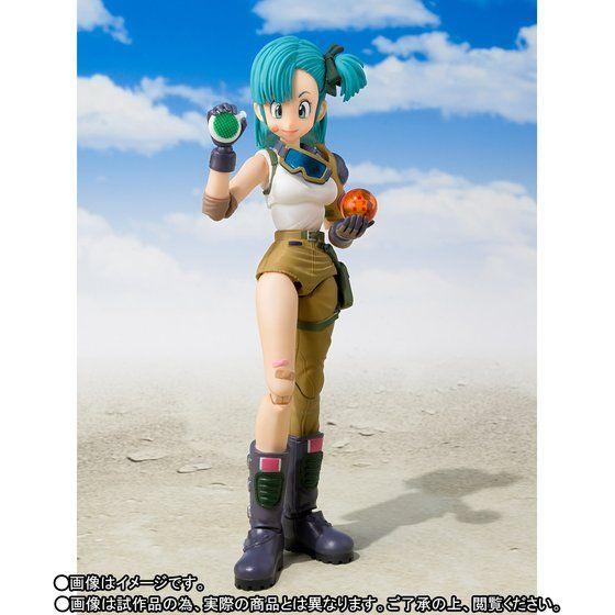 Bandai SHFiguarts Bulma Dragon Ball