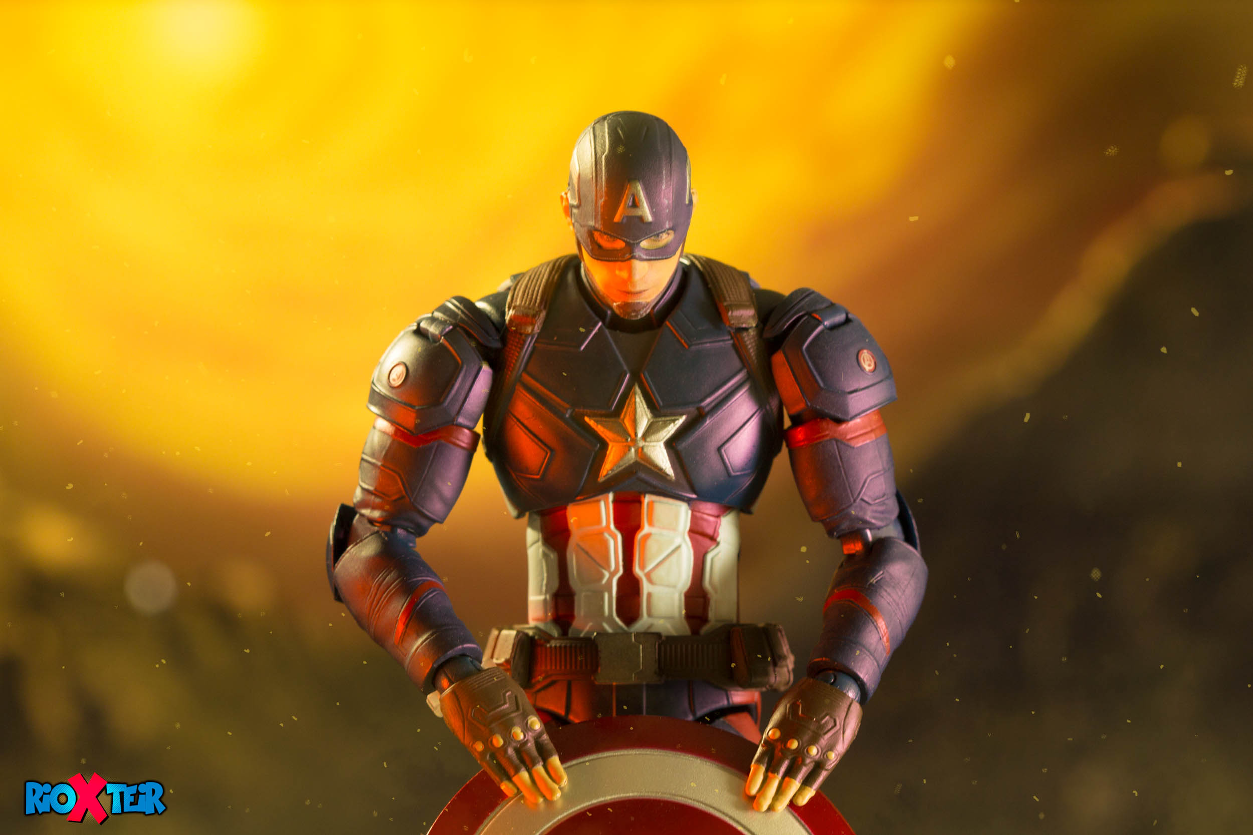 S.H.Figuarts Captain America Shield Avengers Infinity War