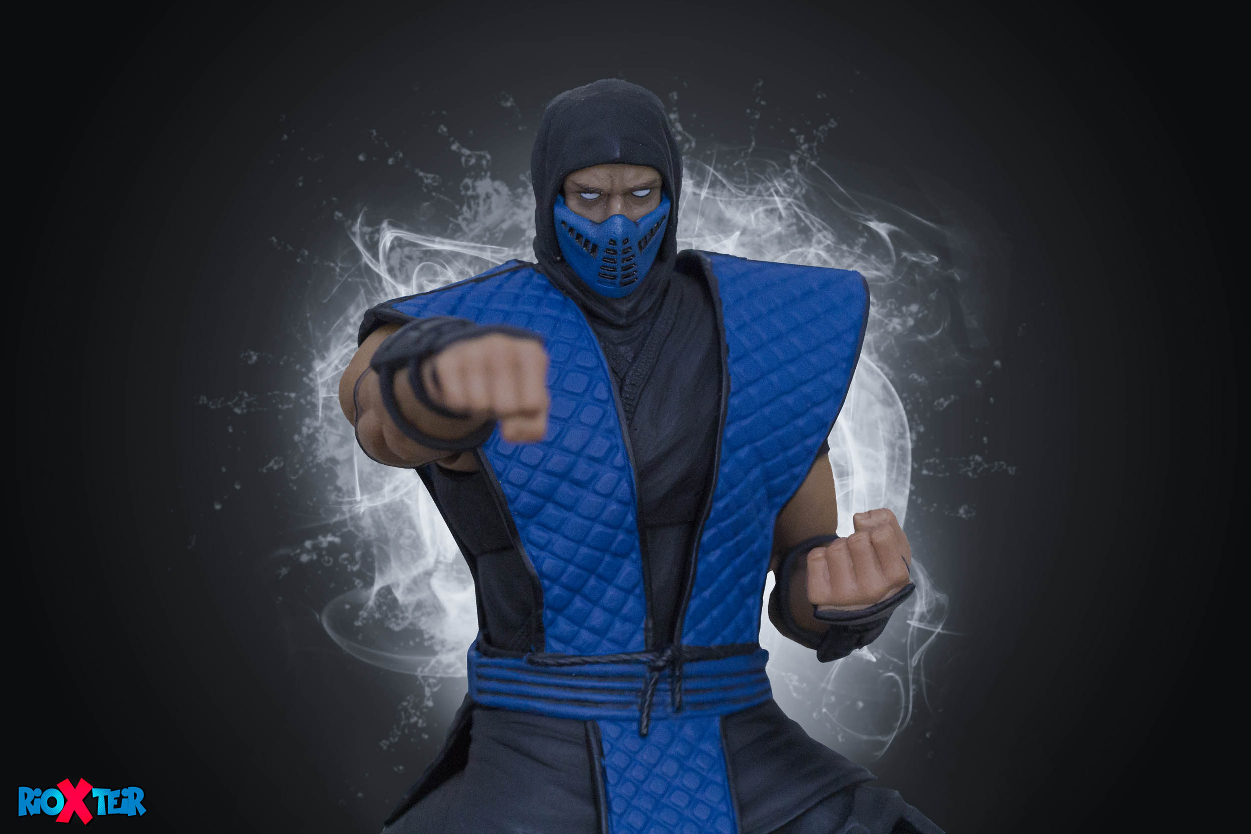 Subzero Storm Collectibles action figure
