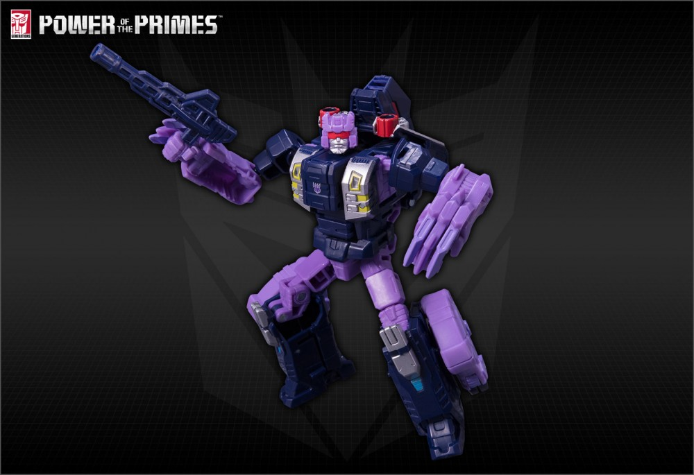 Takara Tomy Transformers Power of the Primes PP-23 Terrorcon Blot