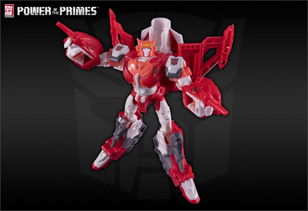 Transformers Power of the Primes PP-26 Elita One