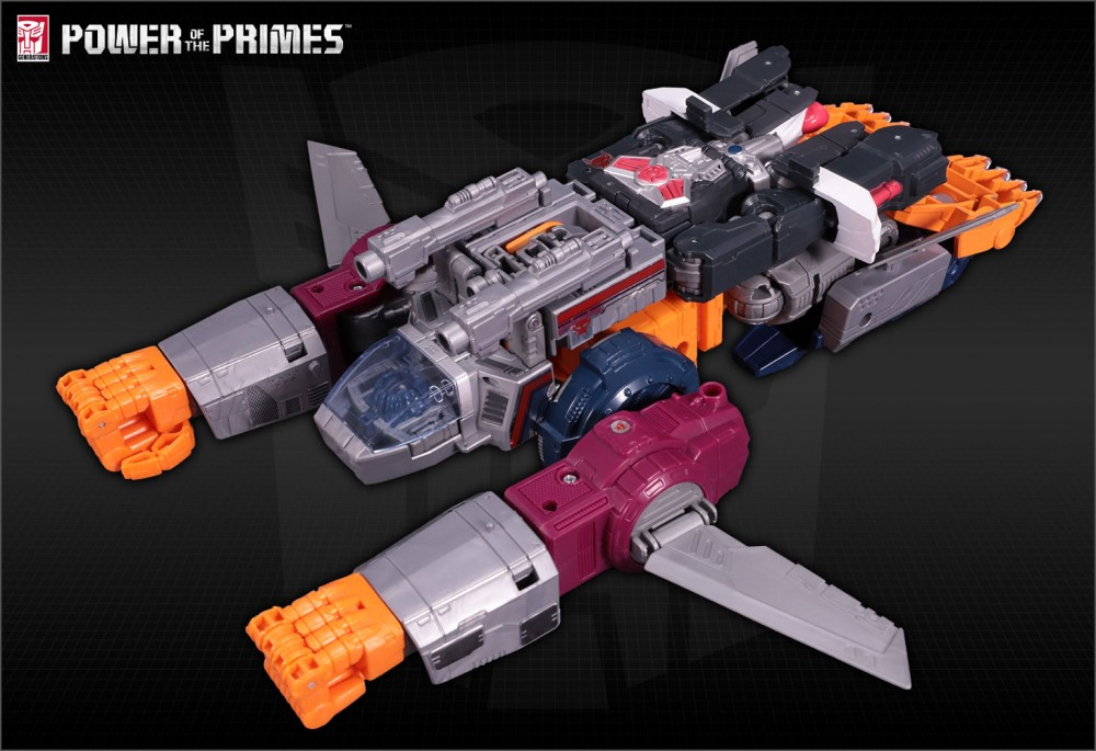 Transformers Power of the Primes PP-27 Optimal Optimus