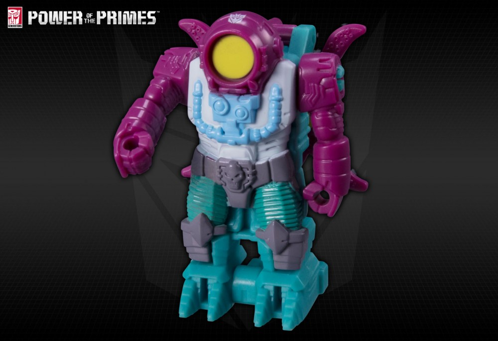 Transformers Power of the Primes PP-28 Solus Prime