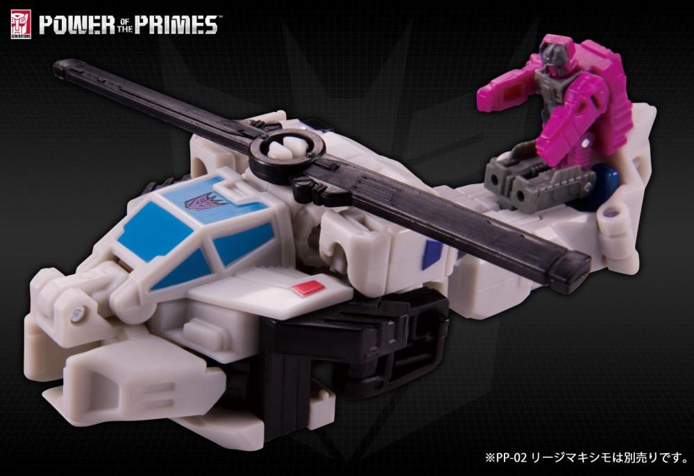 Transformers Power of the Primes PP-29 Decepticon Battleslash