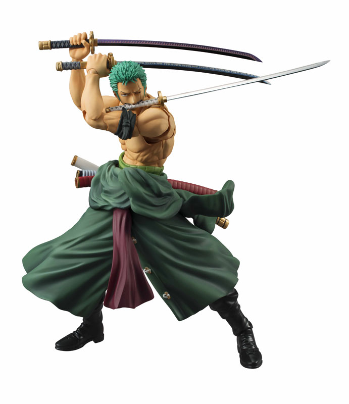 Megahouse Variable Action Heroes One Piece Roronoa Zoro