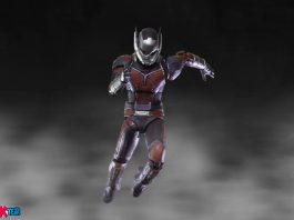 S.H.Figuarts Ant-Man Run
