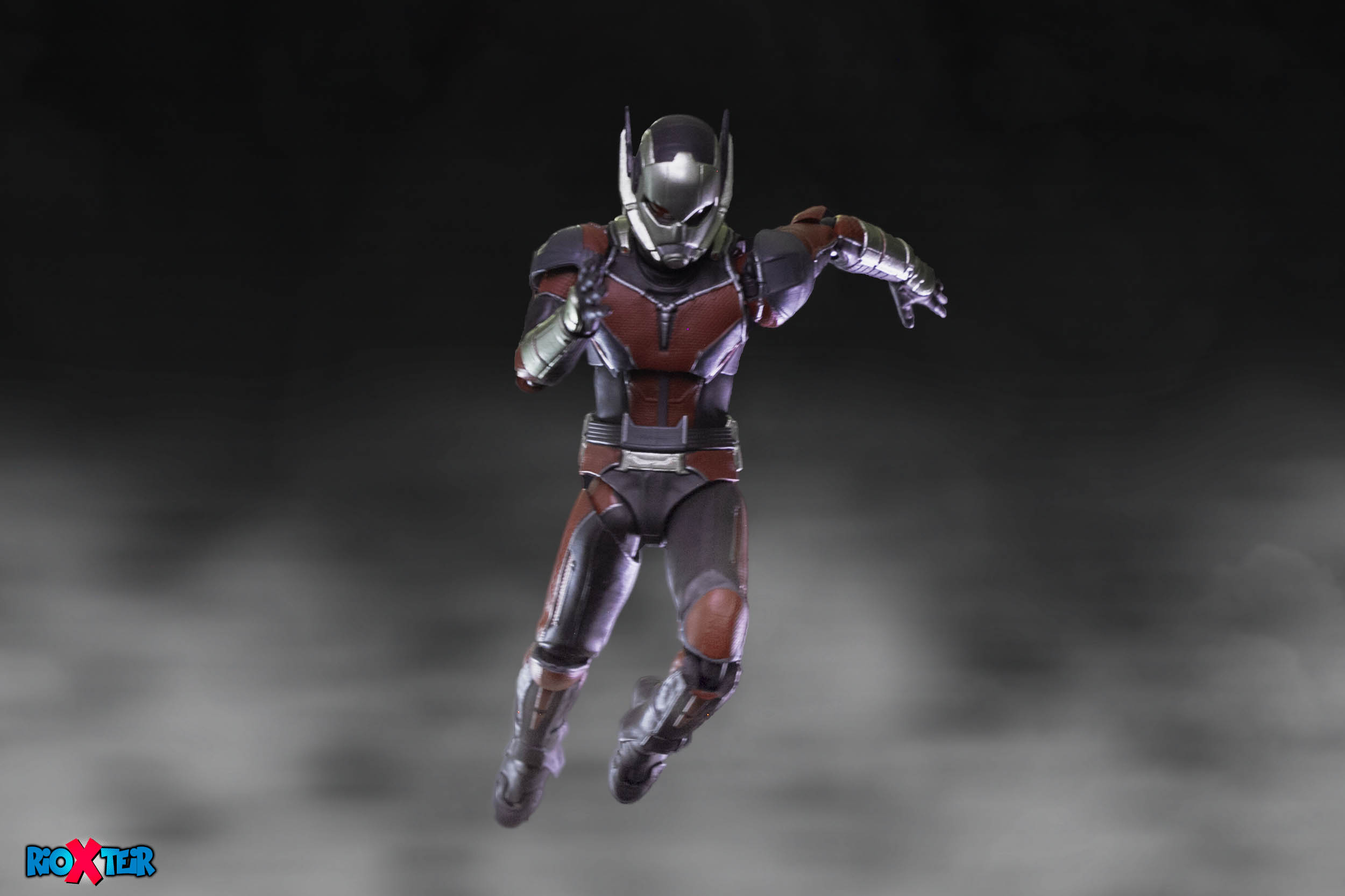 S.H.Figuarts Ant-Man Run