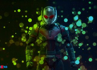 S.H.Figuarts Ant-Man Captain america civil war version