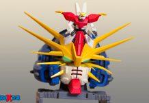 Banpresto Devil Gundam Head