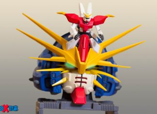 Banpresto Devil Gundam Head