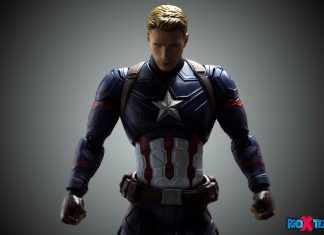 SHF Captain America The First Avenger