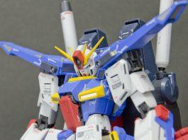 Bandai MG ZZ Gundam Ver.ka