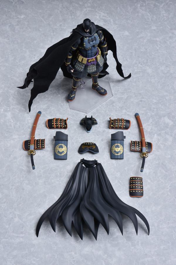 Figma Batman Ninja DX Sengoku Edition